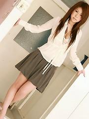 Innocent Asian model