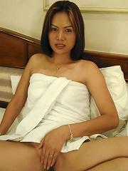 Young Thai milf